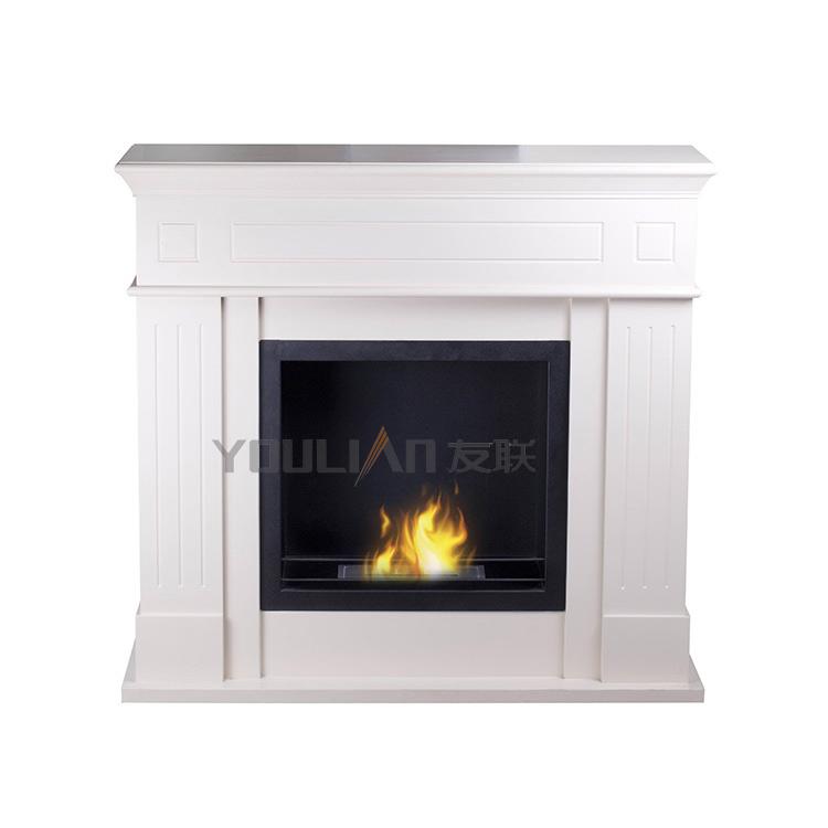 MDF Fireplace