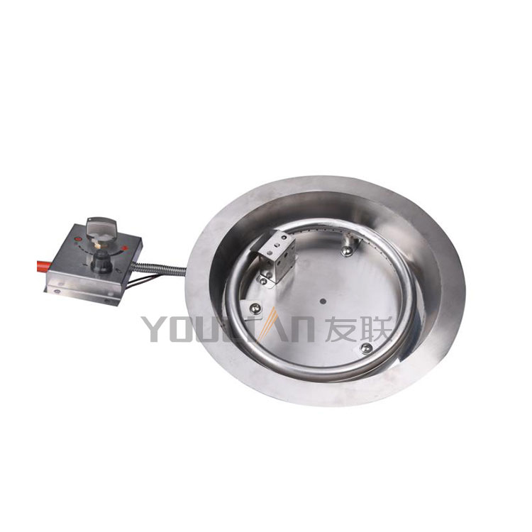 Gas burner kit